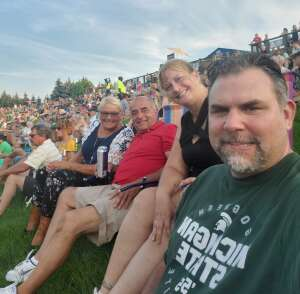 Lori attended An Evening With Chicago and Their Greatest Hits on Jul 25th 2021 via VetTix