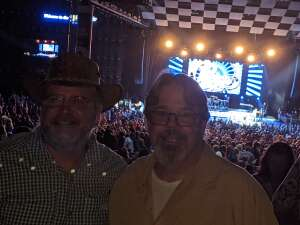 Rob S attended An Evening With Chicago and Their Greatest Hits on Jul 25th 2021 via VetTix