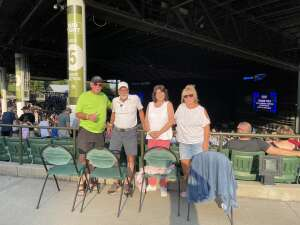 Don Gentry attended An Evening With Chicago and Their Greatest Hits on Jul 25th 2021 via VetTix