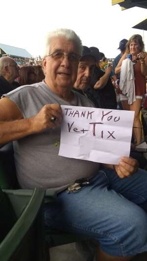 Jim Taube attended An Evening With Chicago and Their Greatest Hits on Jul 25th 2021 via VetTix
