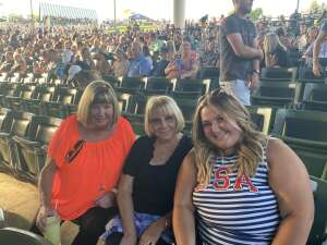 NJS attended An Evening With Chicago and Their Greatest Hits on Jul 25th 2021 via VetTix