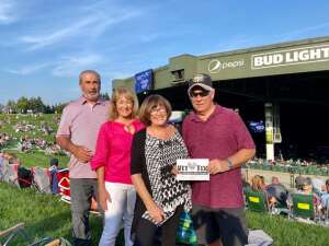 Dan Dupuis attended An Evening With Chicago and Their Greatest Hits on Jul 25th 2021 via VetTix