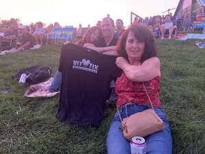 Steve attended An Evening With Chicago and Their Greatest Hits on Jul 25th 2021 via VetTix