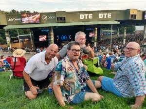 Charles Ross attended An Evening With Chicago and Their Greatest Hits on Jul 25th 2021 via VetTix