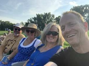 Heidi attended An Evening With Chicago and Their Greatest Hits on Jul 25th 2021 via VetTix