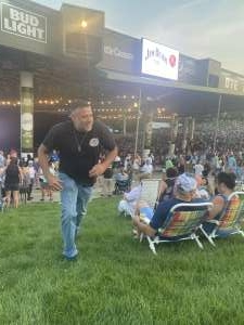Glenn attended An Evening With Chicago and Their Greatest Hits on Jul 25th 2021 via VetTix