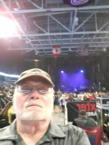 Rick attended Lindsey Stirling - Artemis Tour North America 2021 on Jul 6th 2021 via VetTix