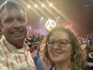 Scott E attended Lindsey Stirling - Artemis Tour North America 2021 on Jul 6th 2021 via VetTix