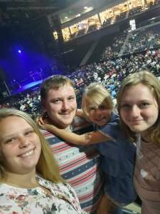 Davis family attended Lindsey Stirling - Artemis Tour North America 2021 on Jul 6th 2021 via VetTix