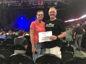 Gregory L Amelsberg attended Lindsey Stirling - Artemis Tour North America 2021 on Jul 6th 2021 via VetTix