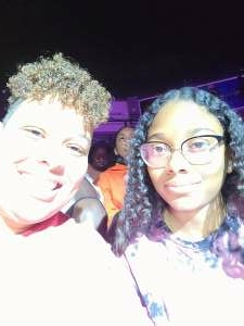 Marlene attended Las Vegas Aces vs. Atlanta Dream - WNBA on Jul 4th 2021 via VetTix