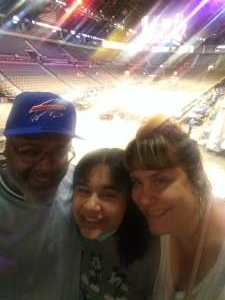 Roderic Rhodes attended Las Vegas Aces vs. Atlanta Dream - WNBA on Jul 4th 2021 via VetTix