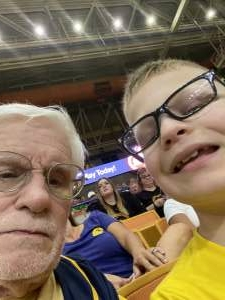 Stan Carter attended * TBT * the Basketball Tournament - 2021 West Virginia Regional: Round 1, Session 1 on Jul 17th 2021 via VetTix