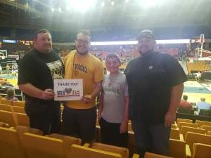 Bobby attended * TBT * the Basketball Tournament - 2021 West Virginia Regional: Round 1, Session 1 on Jul 17th 2021 via VetTix