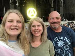 Todd Risk attended Lindsey Stirling - Artemis Tour North America 2021 on Jul 10th 2021 via VetTix