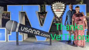 Jeff & Ellen attended Lindsey Stirling - Artemis Tour North America 2021 on Jul 10th 2021 via VetTix