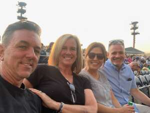 John attended Lindsey Stirling - Artemis Tour North America 2021 on Jul 10th 2021 via VetTix