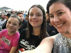 DA attended Lindsey Stirling - Artemis Tour North America 2021 on Jul 10th 2021 via VetTix
