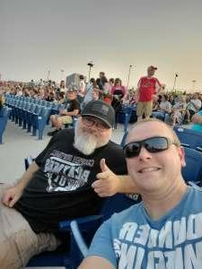 Jimmygilbo attended Lindsey Stirling - Artemis Tour North America 2021 on Jul 10th 2021 via VetTix
