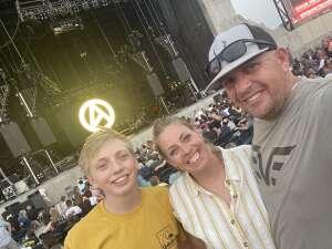 Nick  attended Lindsey Stirling - Artemis Tour North America 2021 on Jul 10th 2021 via VetTix