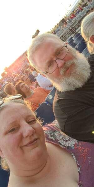 Brian attended Lindsey Stirling - Artemis Tour North America 2021 on Jul 10th 2021 via VetTix