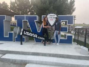 Andrekus R attended Lindsey Stirling - Artemis Tour North America 2021 on Jul 10th 2021 via VetTix