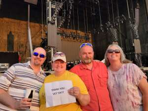 RogerM attended Lindsey Stirling - Artemis Tour North America 2021 on Jul 10th 2021 via VetTix
