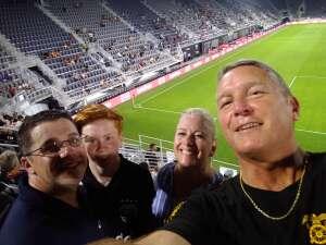 David L. attended Capital Cup: DC United International Doubleheader (1 of 3) on Jul 7th 2021 via VetTix