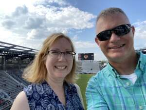 Bret attended Capital Cup: DC United International Doubleheader (day 2 of 3) on Jul 11th 2021 via VetTix