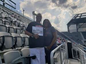 Jerome attended Capital Cup: DC United International Doubleheader (day 2 of 3) on Jul 11th 2021 via VetTix