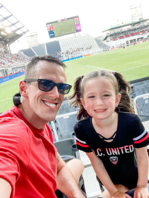 Mike attended Capital Cup: DC United International Doubleheader (day 2 of 3) on Jul 11th 2021 via VetTix