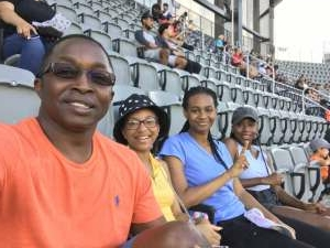 Ernest Merriweather attended Capital Cup: DC United International Doubleheader (day 2 of 3) on Jul 11th 2021 via VetTix