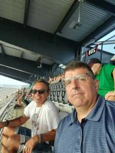 Paul S attended Capital Cup: DC United International Doubleheader (day 2 of 3) on Jul 11th 2021 via VetTix