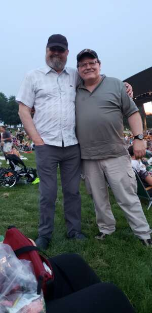 Steve S. attended An Evening With Chicago and Their Greatest Hits on Jul 20th 2021 via VetTix