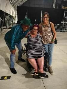 Elizabeth Howton attended Tower of Power on Sep 19th 2021 via VetTix