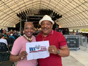 Donald attended Tower of Power on Sep 19th 2021 via VetTix