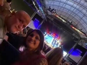 Heather B attended Brad Paisley Tour 2021 on Jul 9th 2021 via VetTix