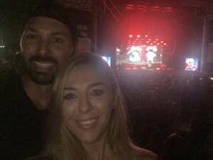 Michelle attended Brad Paisley Tour 2021 on Jul 9th 2021 via VetTix