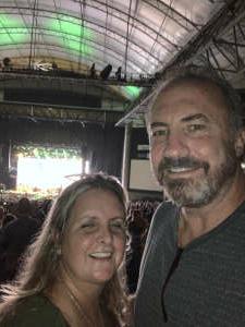 Mark E attended Brad Paisley Tour 2021 on Jul 9th 2021 via VetTix