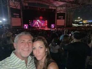 Mitchell attended Brad Paisley Tour 2021 on Jul 9th 2021 via VetTix