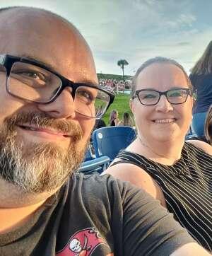 Rob L attended Brad Paisley Tour 2021 on Jul 9th 2021 via VetTix