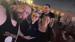 Phillip  attended Lindsey Stirling - Artemis Tour North America 2021 on Jul 23rd 2021 via VetTix