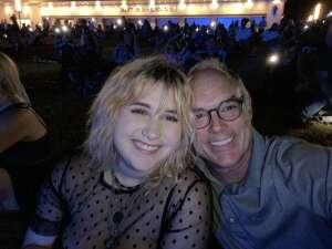 Dan L attended Lindsey Stirling - Artemis Tour North America 2021 on Jul 23rd 2021 via VetTix