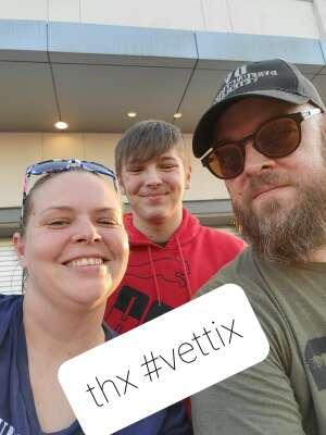 Michdixon attended Lindsey Stirling - Artemis Tour North America 2021 on Jul 23rd 2021 via VetTix
