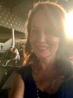 LaDonna attended Lindsey Stirling - Artemis Tour North America 2021 on Jul 23rd 2021 via VetTix