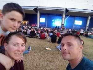Lex attended Lindsey Stirling - Artemis Tour North America 2021 on Jul 23rd 2021 via VetTix