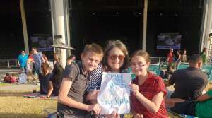 Caryn attended Lindsey Stirling - Artemis Tour North America 2021 on Jul 23rd 2021 via VetTix