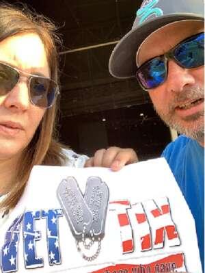 Jason Strohl attended Lindsey Stirling - Artemis Tour North America 2021 on Jul 23rd 2021 via VetTix