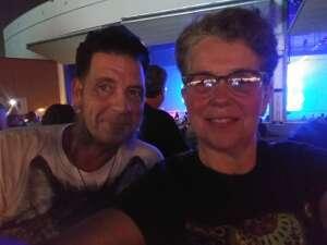 Christian attended Lindsey Stirling - Artemis Tour North America 2021 on Jul 23rd 2021 via VetTix