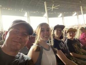Tom attended Lindsey Stirling - Artemis Tour North America 2021 on Jul 23rd 2021 via VetTix